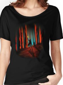The Night is Dark and Full of Terrors Women's Relaxed Fit T-Shirt