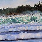 Sea and Sun Cox Bay Tofino BC by TerrillWelch