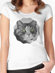Precious Little One Women's Fitted Scoop T-Shirt