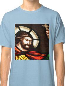 Jesus and cross Classic T-Shirt