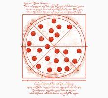 Leonardo da Vinci's Pizza  Unisex T-Shirt