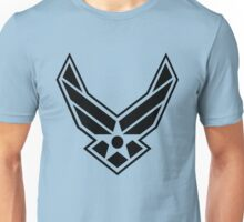 United States USAF - US Air Force Wings Unisex T-Shirt