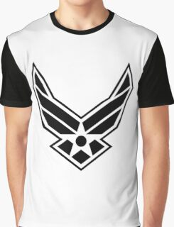 United States USAF - US Air Force Wings Graphic T-Shirt