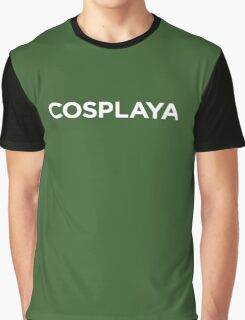Cosplaya Graphic T-Shirt