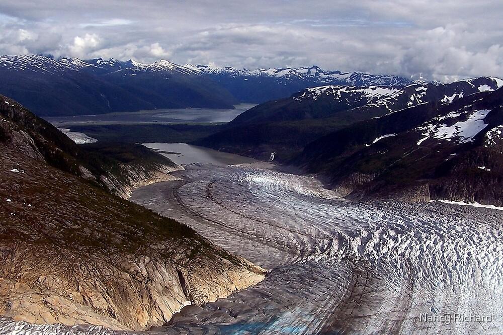 Glaciers---Rivers of Ice by Nancy Richard