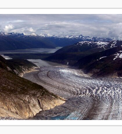 Glaciers---Rivers of Ice Sticker