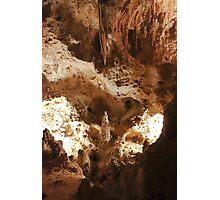 Carlsbad Caverns Study 19 Photographic Print