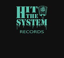 Hit The System - Teal  Unisex T-Shirt