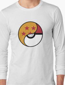 -GEEK- Pokemon X DBZ Long Sleeve T-Shirt