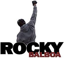 -MOVIES- Rocky Balboa Photographic Print
