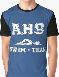 AHS SWIM TEAM Graphic T-Shirt