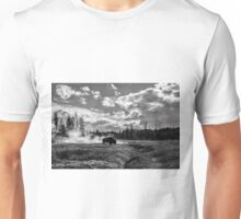 Lonely Bison Unisex T-Shirt