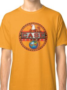 Vintage Case Tractor Eagle sign Classic T-Shirt