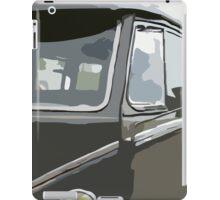Classic Camper van iPad Case/Skin