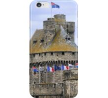 The St.Malo Wall.. ( 7 ) iPhone Case/Skin