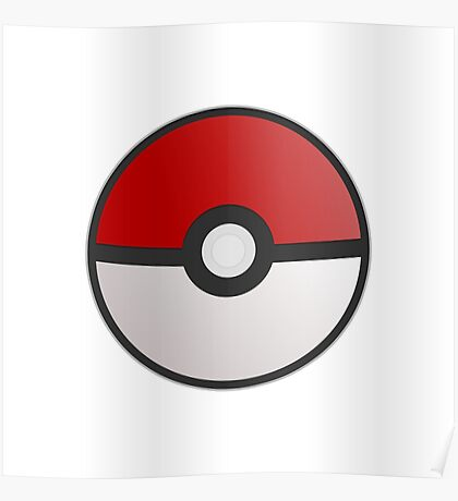 Pokemon Pokeball Poster
