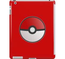 Pokemon Pokeball iPad Case/Skin