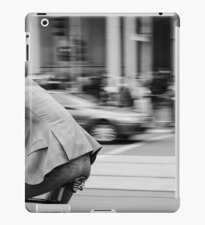 In Melbourne, We Ride! iPad Case/Skin
