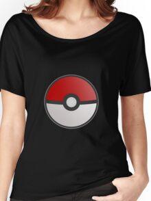 Pokemon Pokeball Women's Relaxed Fit T-Shirt