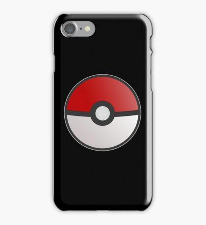 Pokemon Pokeball iPhone Case/Skin