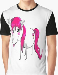 Fabulous Pony Graphic T-Shirt