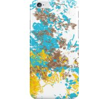Abstract Retro Pattern 1 iPhone Case/Skin