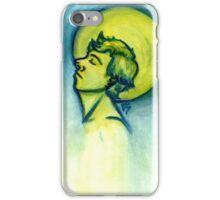 Moon Halo iPhone Case/Skin