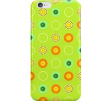 circles iPhone Case/Skin