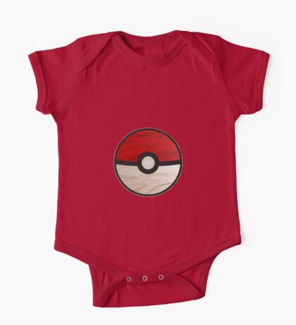 Pokeball vs Pokemon One Piece - Short Sleeve