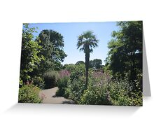 Pavilion Gardens Greeting Card