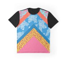 Tropical Floral Graphic T-Shirt