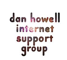 Internet Support Group Photographic Print