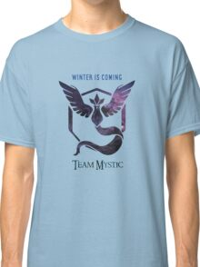 Team Mystic Print - GO! Classic T-Shirt