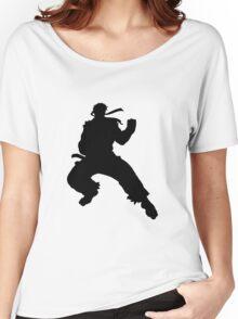 Ryu T-Shirt Women's Relaxed Fit T-Shirt