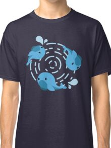Whirlpool of Whales Classic T-Shirt