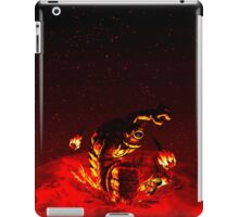 zelda fight iPad Case/Skin
