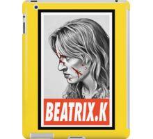 (MOVIES) Beatrix Kiddo iPad Case/Skin