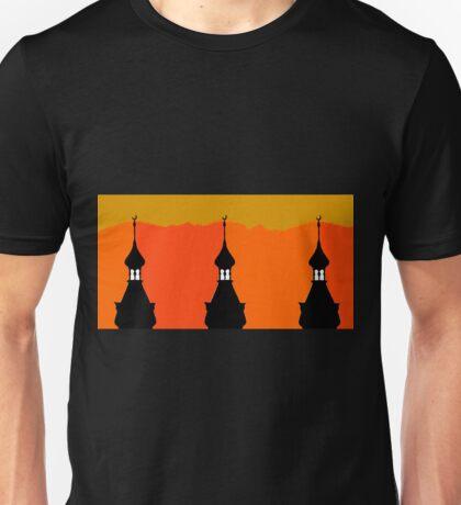The three minarets Unisex T-Shirt