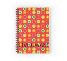 Livhuwani Spiral Notebook