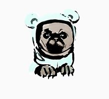 Pug in the hood Unisex T-Shirt