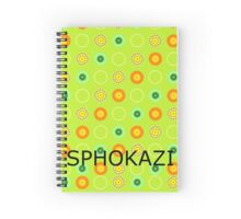 Sphokazi Spiral Notebook