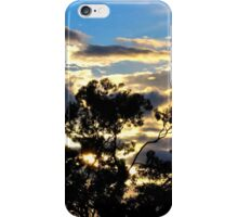 The Setting Sun iPhone Case/Skin