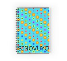 Sinovuyo Spiral Notebook