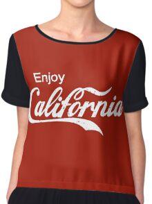 California Chiffon Top