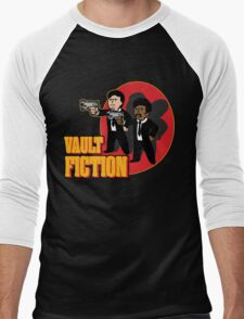 Vault Fiction Men's Baseball ¾ T-Shirt