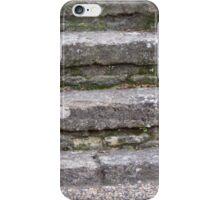 Vintage Steps iPhone Case/Skin