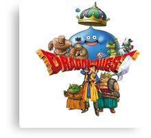 Dragon Quest monster and heroes Canvas Print