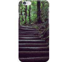 Stairway to Where? iPhone Case/Skin