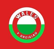 Wales Euro 2016 France Unisex T-Shirt