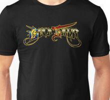 Black Tiger - Arcade Title Screen Unisex T-Shirt